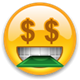 EMOTICON MONEY